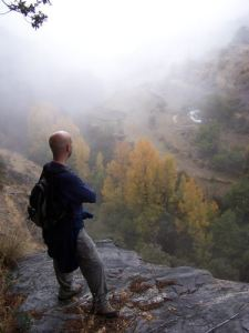 Espolón sobre el arroyo Palancón