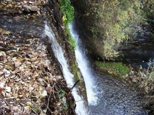 Cascada del Andarax