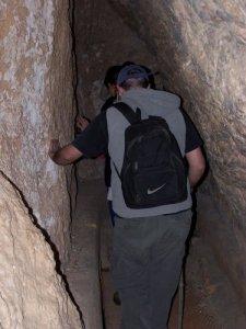 Tunel de la Senda de la Hidroeléctrica