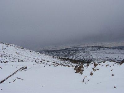 Vista desde Fuenta Alta