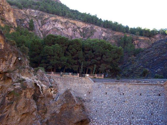 Área recreativa del Salto del Caballo