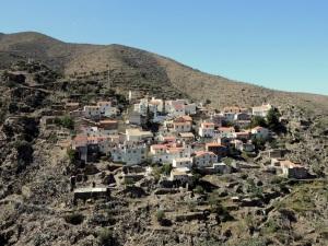 Vista de Chercos Viejo