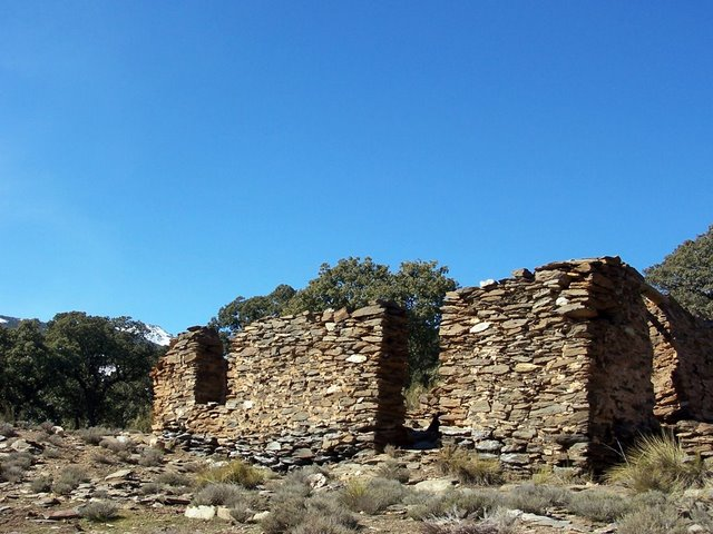 Ruinas de la Estación del Encinar