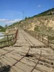 Puente en Las Menas