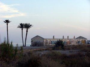 Ruinas cuartel carabineros