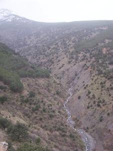 Barranco de la Peña Horadada