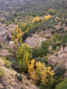 Río Paterna y Fuente Agria