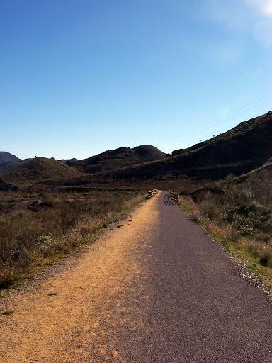 Vía Verde Lucainena