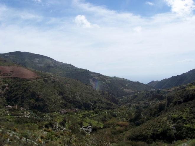 Vista desde la Ermita de la Sierra
