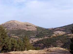 Cerro de la Yedra y los Carrascos