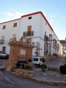 Fuente Plaza de Fondón