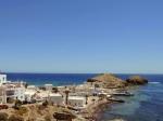Isleta del Moro desde mirador