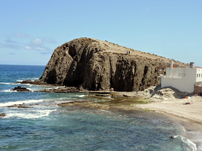 Peñón Isleta del Moro