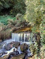 Cascada del río Andarax