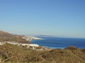 Vista desde Cumbre del Sombrerico