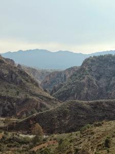 Revueltas del Barranco Baeza