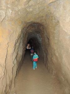 Tunel de la Vía Vulcana