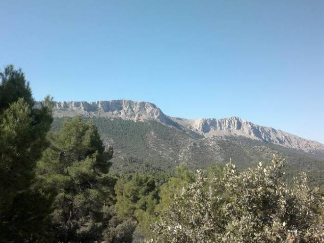 Cumbres de Sierra de María