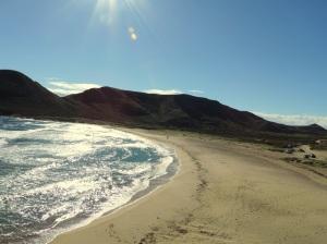 Vista de El Playazo