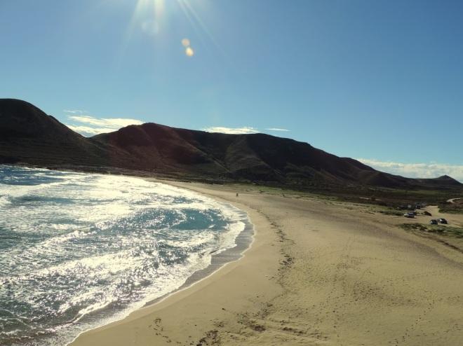 Vista del Playazo