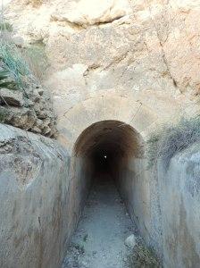 Túnel del canal