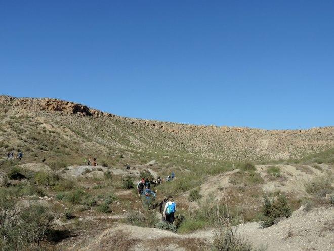 Cráter de las Granatillas