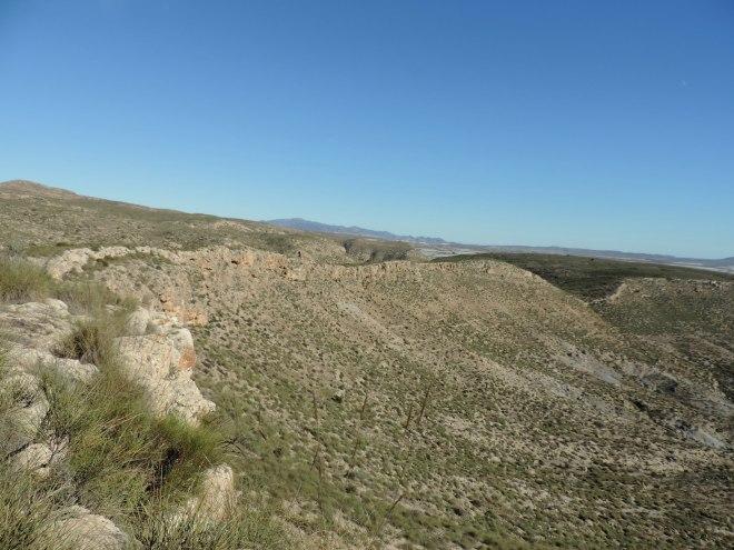 Borde del Hoyazo de Níjar