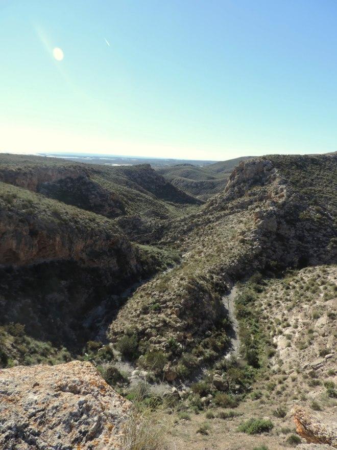 Barranco del Cebollero