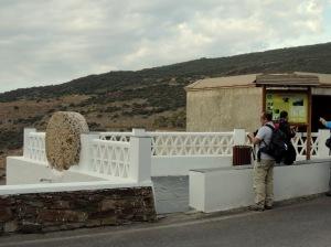 Inicio del sendero Río Molinos