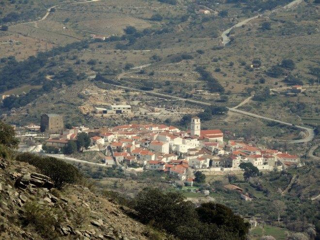 Vista de Tahal