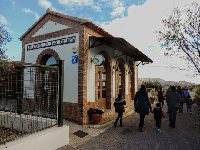 Oficina Turismo Lucainena