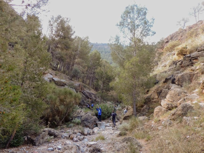 Barranco de la Talilla