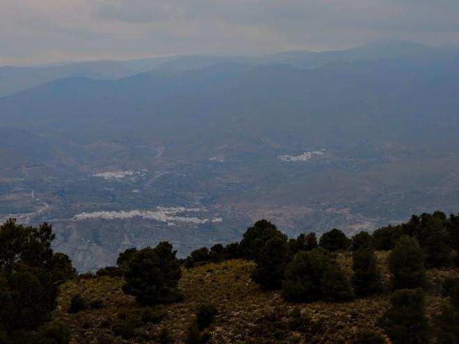Padules, Almócita y Beires a los pies de Sierra Nevada