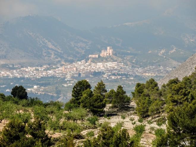 Vista de Vélez Blanco