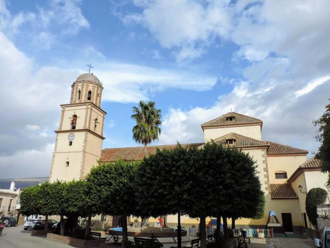 Iglesia de Alcolea