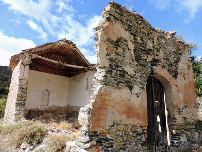 Iglesia mudejar de Guarros
