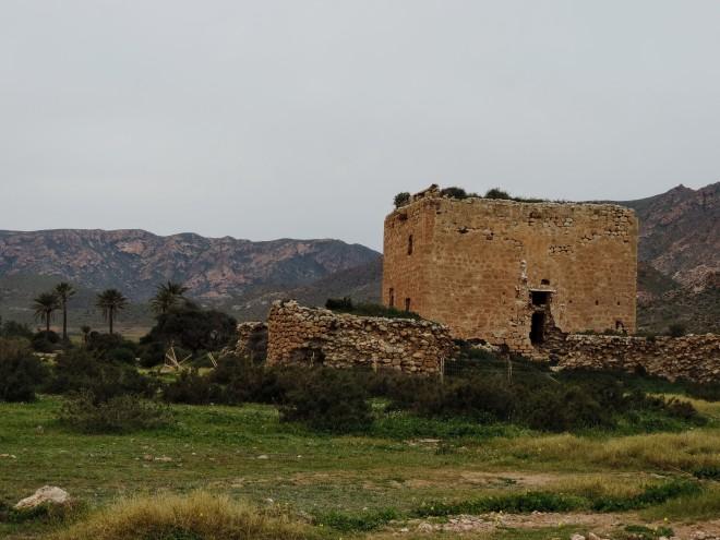 Castillo de Rodalquilar o Torre de los alumbres