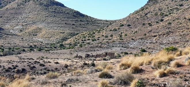 Ruinas del cortijo de los Berengueles
